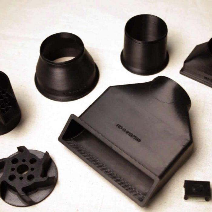 MJF Technology prototypes