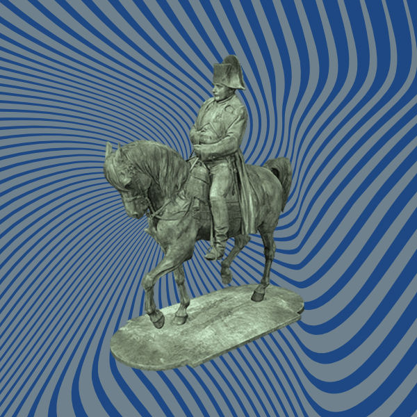Napoleon Monument 3D Scan