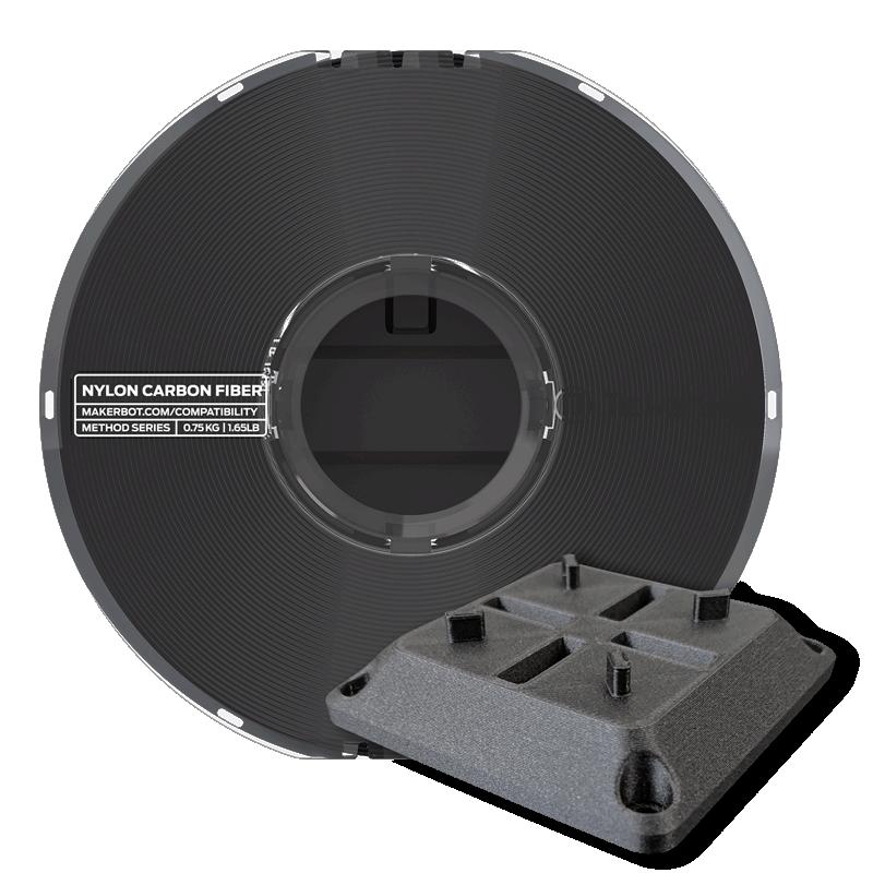 Nylon carbon fiber material
