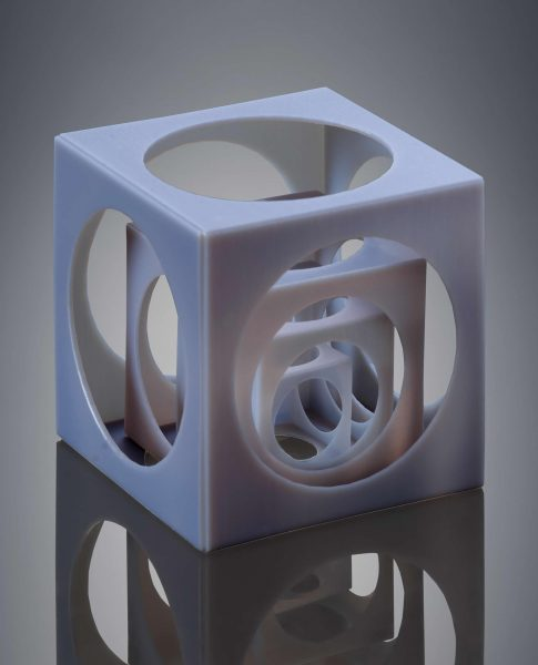 Objet Eden Interlocking Cubes