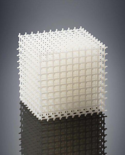 Objet Eden Nested Cubes
