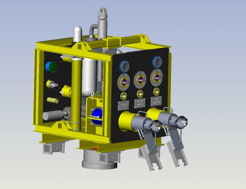 Oceaneering SOLIDWORKS PDM design