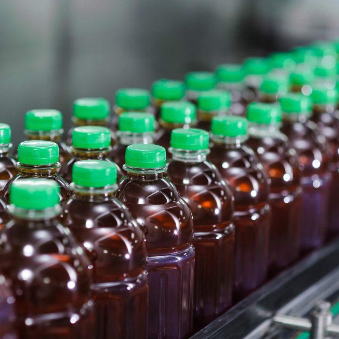 Plant Floor Operations bottle conveyor
