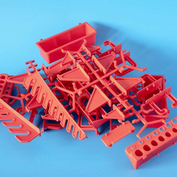Plastic part designs