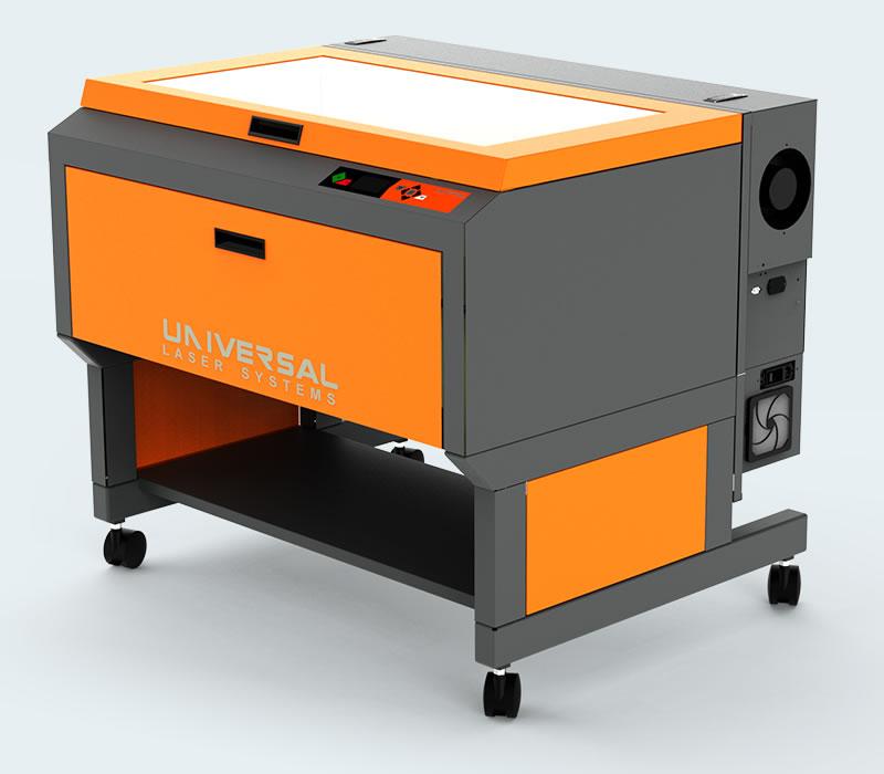 PLS6MW platform laser system