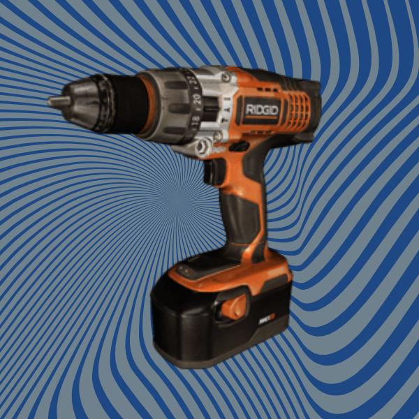 Power Drill 3D scan
