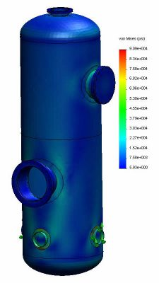 Pressure Vessel Analysis