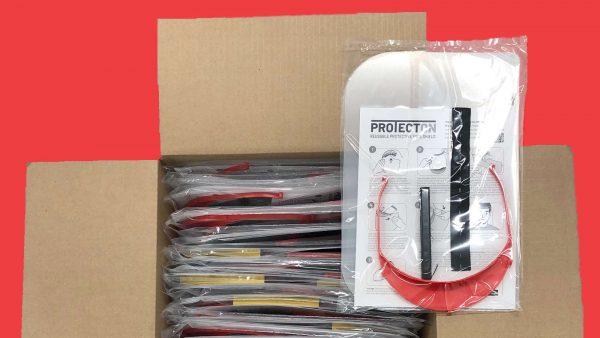 ProtectON Open Box