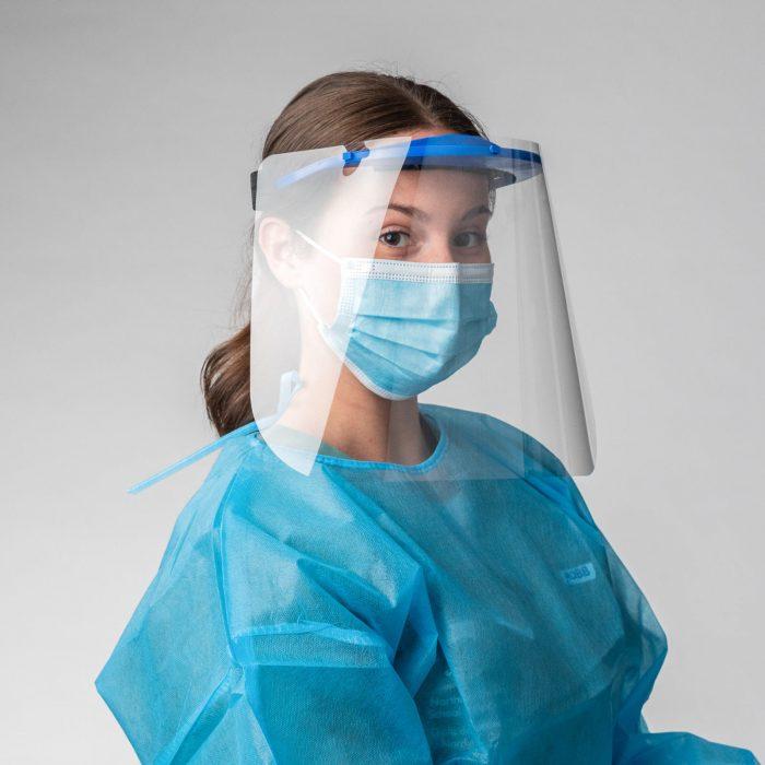 ProtectON Reusable Protective Face Shield