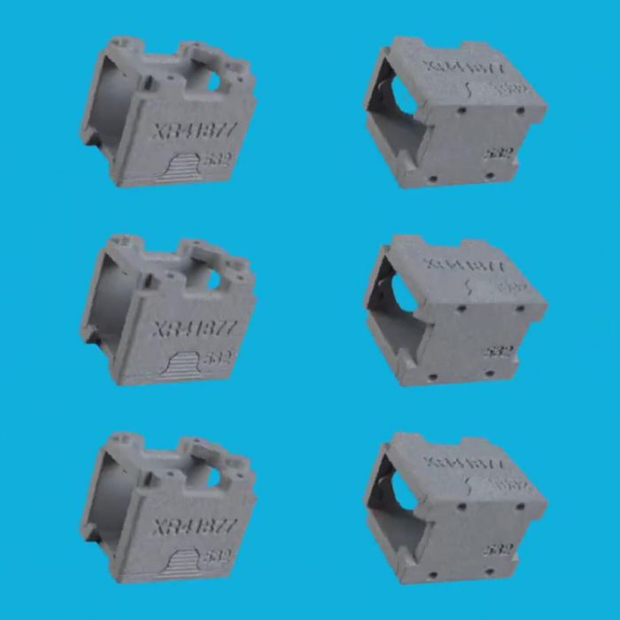 SAF 3D Printed Parts