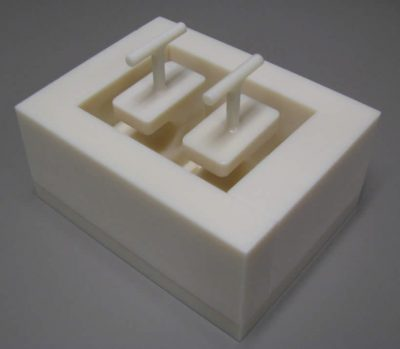 3D Printed Sand Casting
