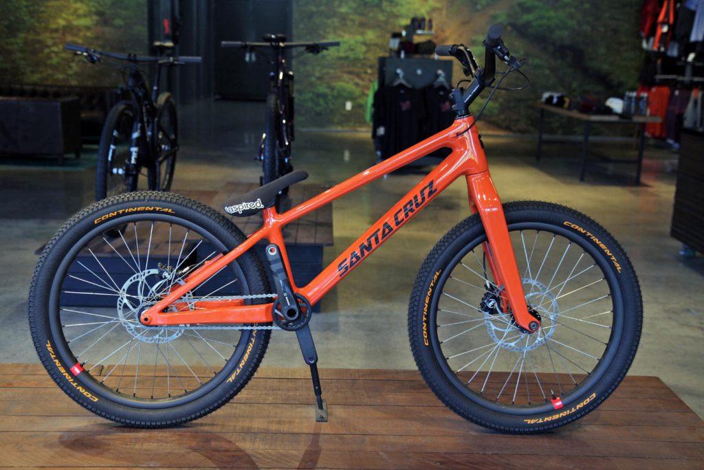 Santa Cruze Bike