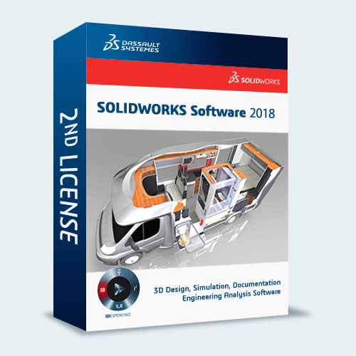 Second SOLIDWORKS License