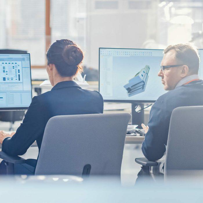 Small company data management