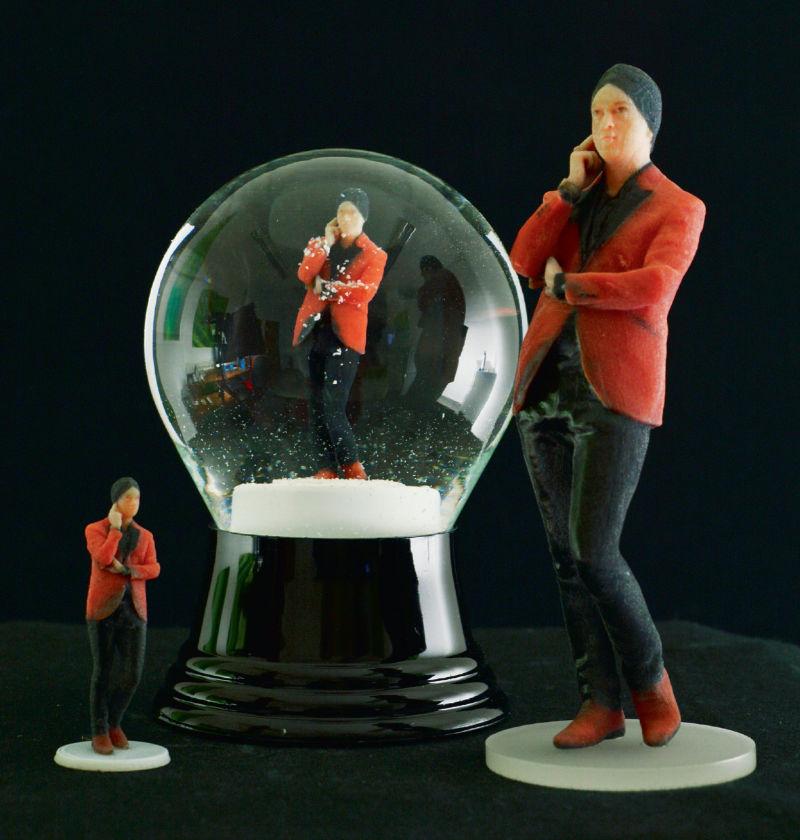 Snow Globe 3D Print