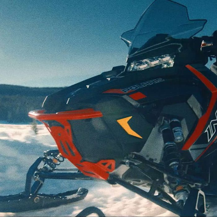 Snowmobile 3D printing