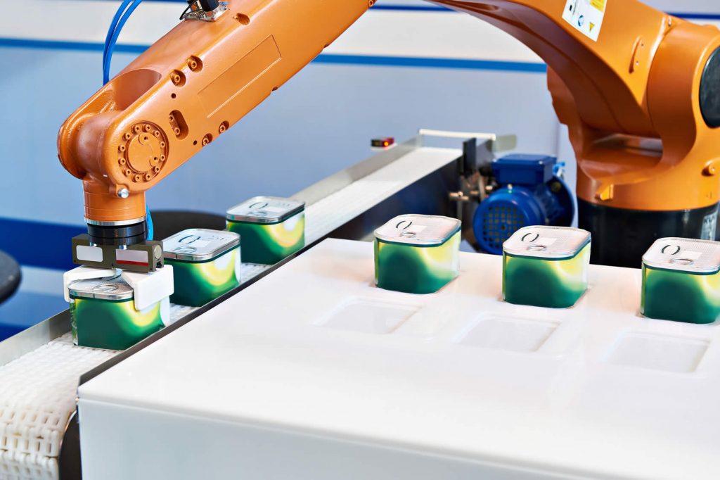 Soft Robotics Application