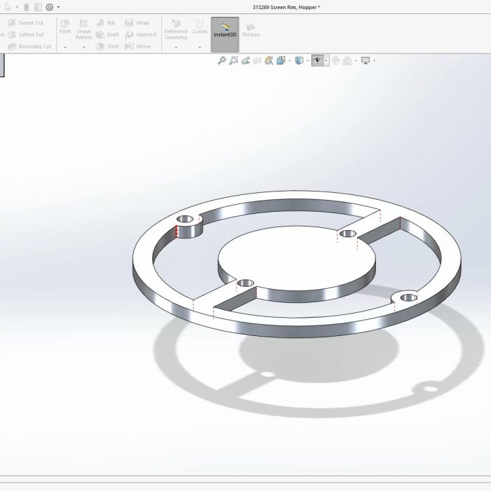SOLIDWORKS 2020 Fillet Repair