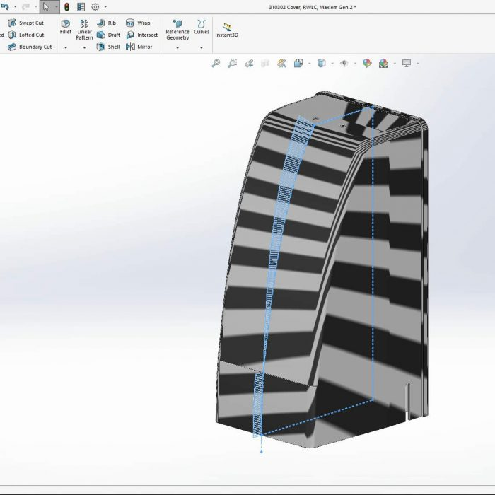 SOLIDWORKS 2020 Sketching