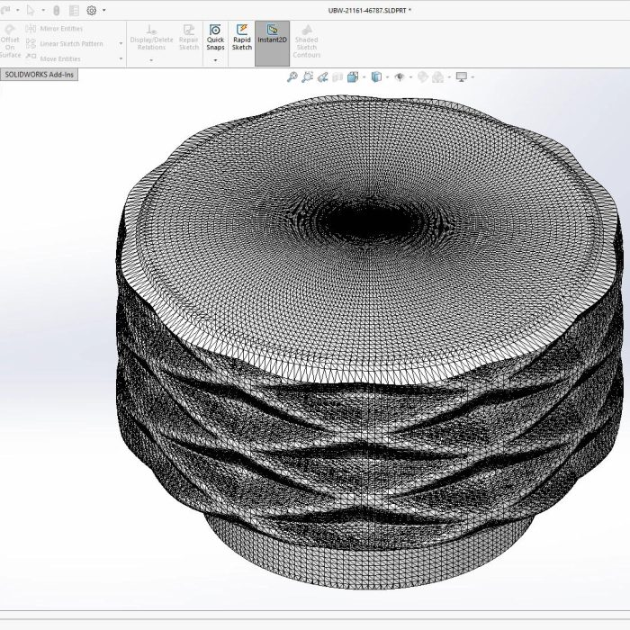 SOLIDWORKS 2022 Graphics