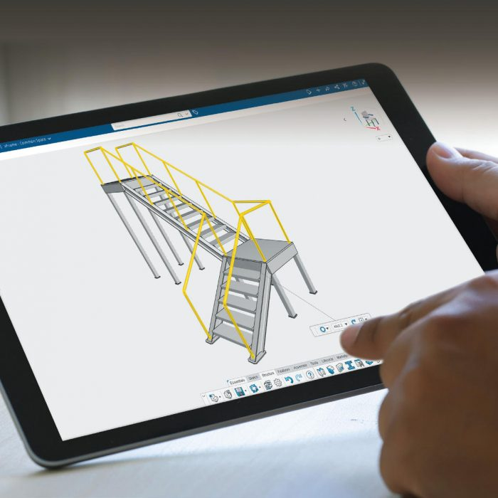 SOLIDWORKS 3D Structure Creator