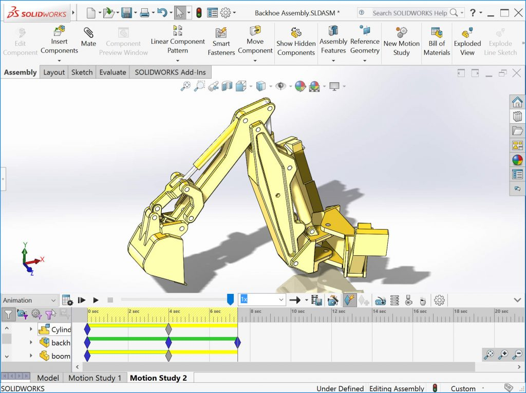 SOLIDWORKS Animation