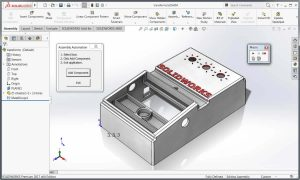 Automating SOLIDWORKS Assemblies