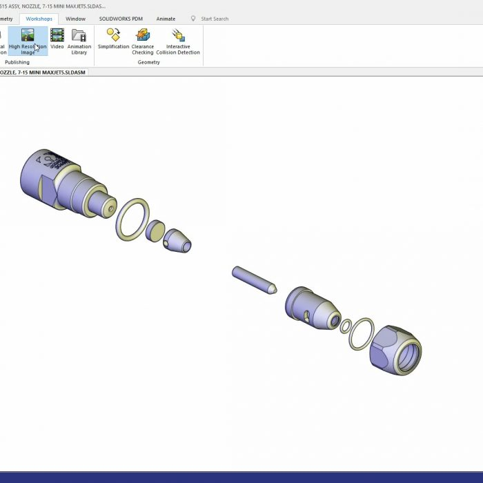 SOLIDWORKS Composer 2020