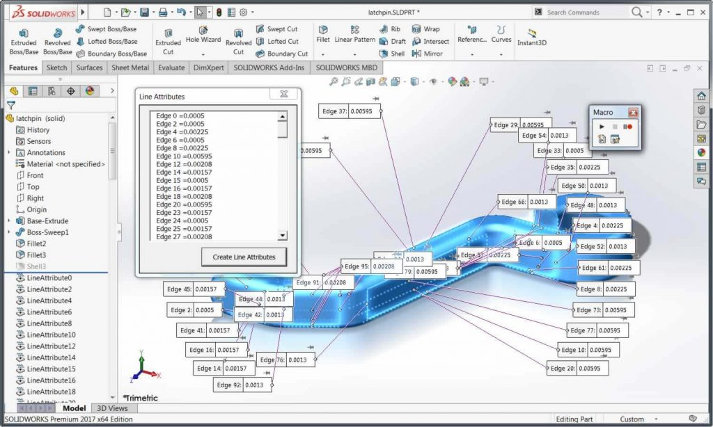 solidworks api  application programming interface