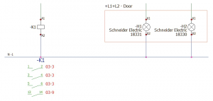SOLIDWORKS Electrical Diagram