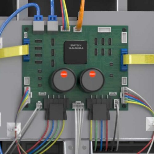 SOLIDWORKS Electrical Routing