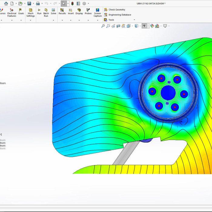 SOLIDWORKS Flow Simulation 2022