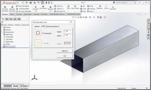SOLIDWORKS Part Automation
