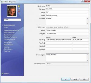 Setting up a PDM User