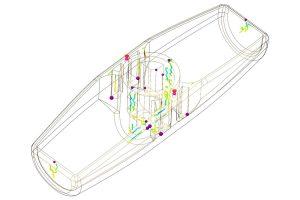 Weld Lines & Air Gaps