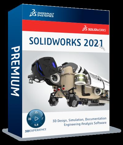 SOLIDWORKS Premium 2021