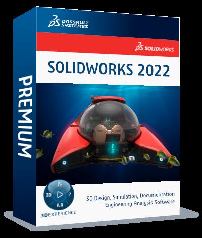 SOLIDWORKS Premium 2022