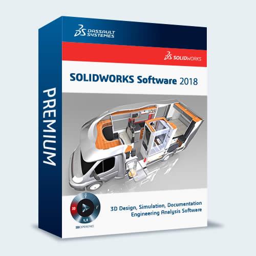 SOLIDWORKS Premium Box