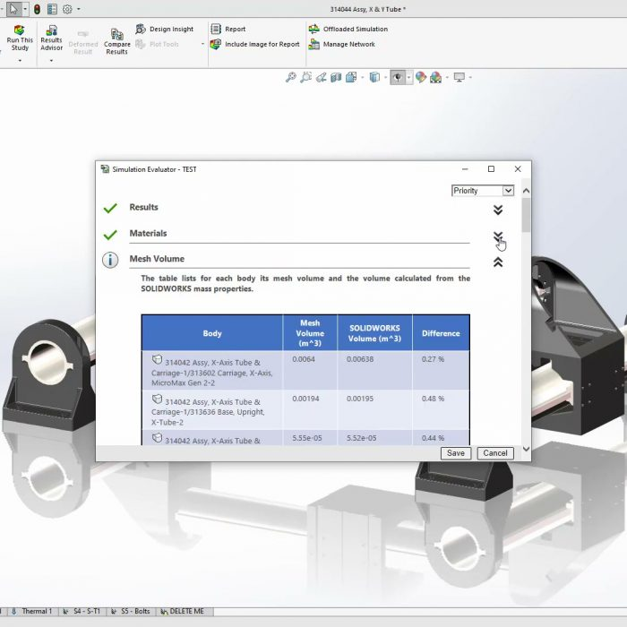 SOLIDWORKS Simulation 2020 Evaluator