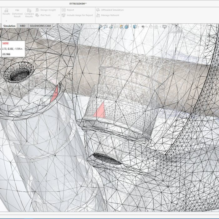 SOLIDWORKS Simulation 2021