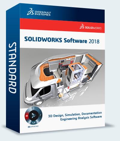 SOLIDWORKS Standard 2018
