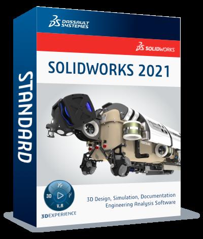 SOLIDWORKS Standard 2021