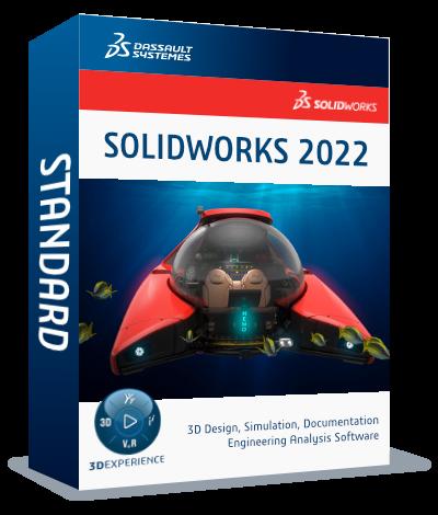 SOLIDWORKS Standard 2022