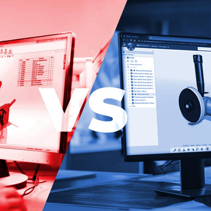 SOLIDWORKS vs 3DEXPERIENCE Comparison