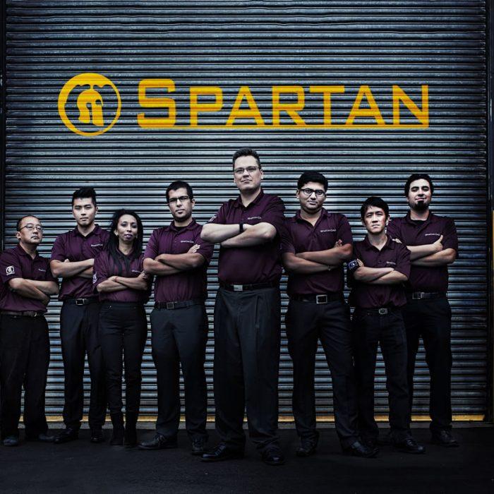 Meet the team at Spartan CAD