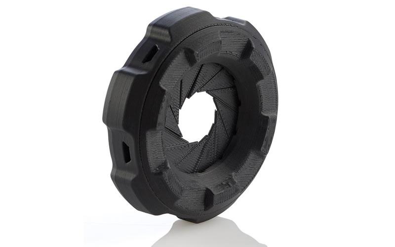 3D Printed Camera Lens