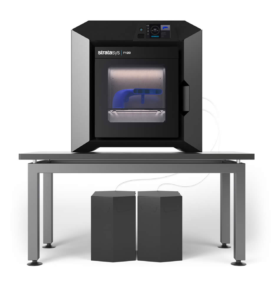 Stratasys F120 front