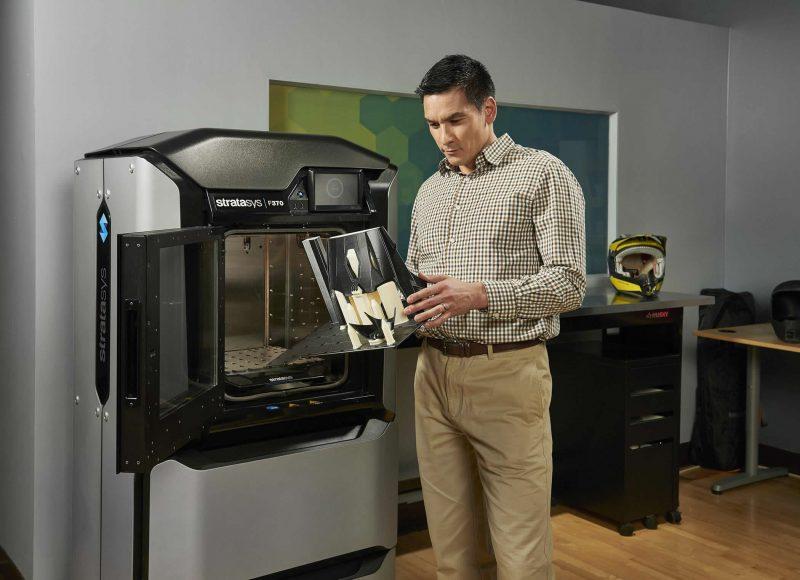 Stratasys F123 3D Printer Promotion