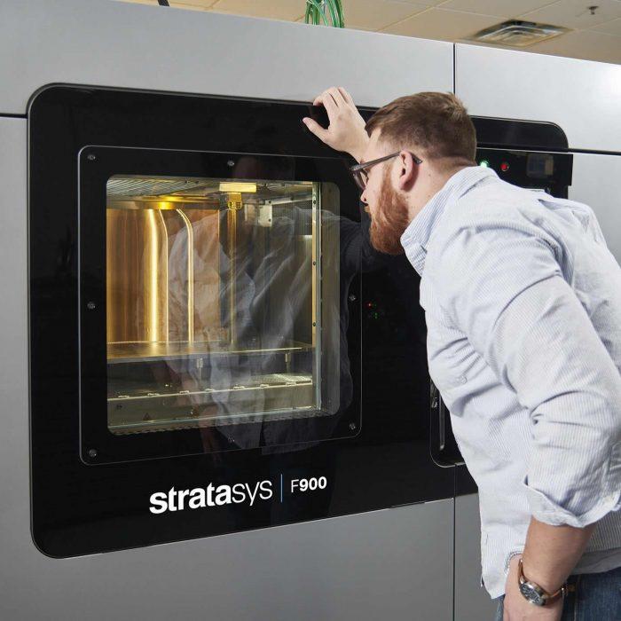 Stratasys F900 Production Machine