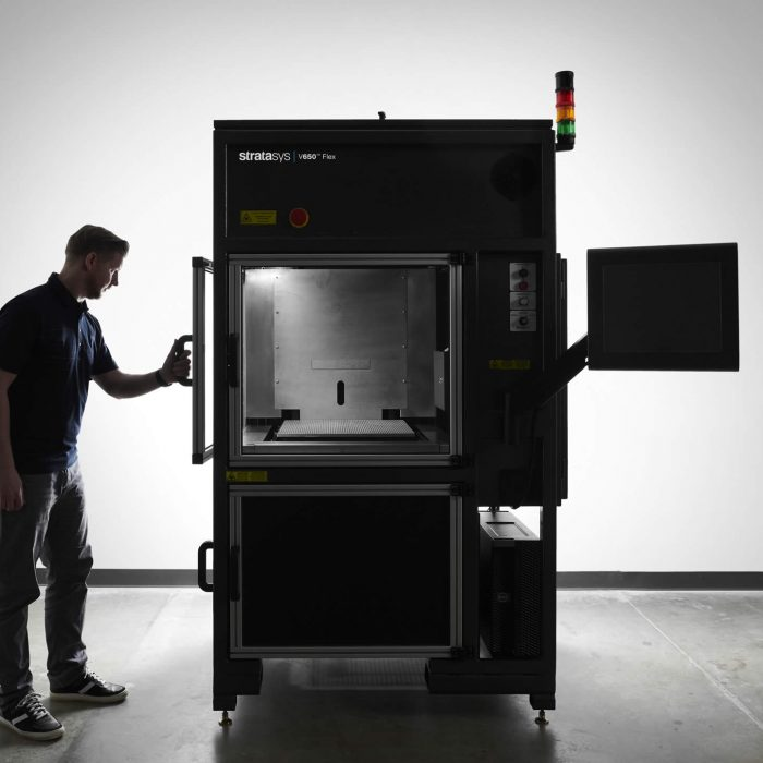 Stratasys Stereolithography 3D printing